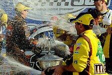 NASCAR - Bilder: Food City 500 - 5. Lauf