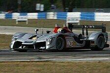 USCC - Petit Le Mans als Vorbereitung für Audi