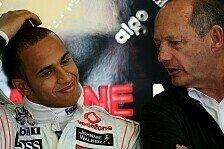 Formel 1 - Hamilton erwartet harte Vertragsgespräche