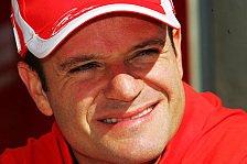 Formel 1 - B·A·R gibt Barrichello-Verpflichtung bekannt