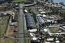 Formel 1 - Australien-GP: FIA stellt CAMS vor die Wahl