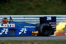 Formel 1 - Piercarlo Ghinzani - Ein Überlebender von Dallas