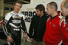 MotoGP - Gibernau mit Steuerproblemen in Spanien
