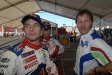 WRC - Loeb stand kurz vor Wechsel zu Ford