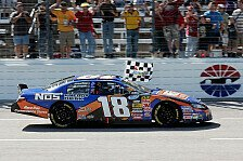 NASCAR - Nationwide: Kyle Busch bricht alle Rekorde