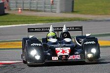 Le Mans Serien - Danny Watts startet von der Pole