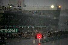 Wetter Malaysia GP: So verrückt kann es in Sepang werden