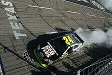 NASCAR - Jeff Gordon kann doch noch gewinnen