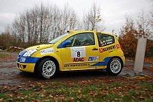 ADAC Rallye Masters - Keine komplette Saison für Kuhnert