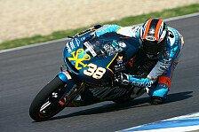 Moto3 - Smith gewinnt hart umkämpftes Rennen