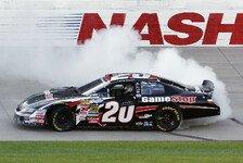 NASCAR - Nationwide: Joey Logano gewinnt den Dreikampf