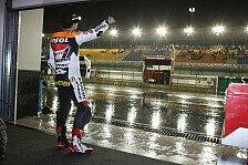 Katar-GP findet ab sofort auch bei Regen statt
