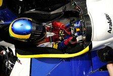 Le Mans Serien - Bruno Senna zufrieden