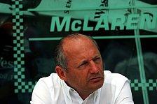 Formel 1 - Dennis: Sauber wird Sauber bleiben