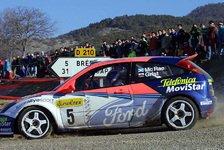 WRC - Colin McRae steht vor Rallye Comeback