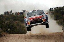 WRC - Argentinien Tag 1 - Sordo an der Spitze