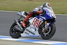MotoGP - Lorenzo gewinnt in Motegi