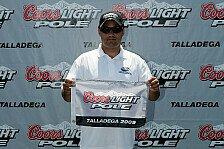 NASCAR - Montoya holt seine erste Pole