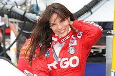 IndyCar - Ehrung für Milka Duno