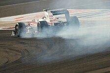 Formel 1 - Glocks härtester Gegner war der harte Reifen