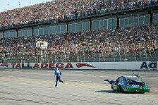 NASCAR - Brad Keselowski gewinnt sein erstes Rennen