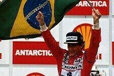 Formel 1 - Fünf denkwürdige Momente in Ayrton Sennas Karriere