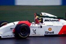 Formel 1 - Top-5 der besten Regenrennen