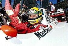 Formel 1 - Bilderserie: Legendäre Helmdesigns