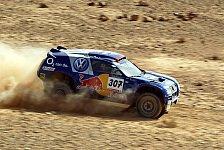 WRC - McRae scheidet aus – Saby übernimmt Führung