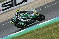Moto3 - Simon verschenkt Heimsieg an Iannone