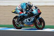 Moto3 - Simon holt sichere Pole in Estoril