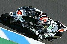 Moto2 - Aoyama ist der letzte 250cc-Weltmeister