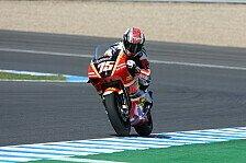 Moto2 - Pasini bezwingt Simoncelli
