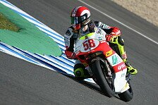 Moto2 - Simoncelli holt sicheren Sieg in Le Mans