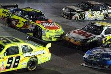 NASCAR - Kyle Busch gewinnt auf seinem Geburtstag