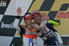 Mit Sieg in Jerez: Dani Pedrosa bricht Rekord von Valentino Rossi
