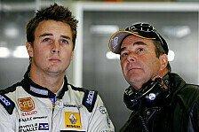 Le Mans Serien - Mansells wollen nach Le Mans