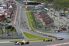 WS by Renault - Bilder: Belgien - 3. & 4. Lauf