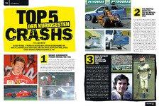 Formel 1 - Bilderserie: Das Motorsport-Magazin - Mai 2009