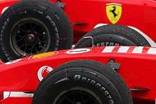 Formel 1 - Keine Probleme bei Bridgestone