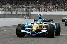 Formel 1 - Renault erwartet einen harten Kampf beim Heimspiel
