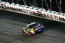 NASCAR - Mark Martin gewinnt in Darlington