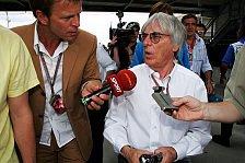 Formel 1 - Ecclestone: Keine 20 Rennen