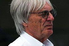 Formel 1 - Bernies nächste Niederlage...