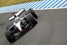 Formel 1 - McLaren: Kimi & Juan möchten Punkte einsammeln