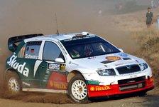WRC - Skoda: Hoffnungen ruhen auf Armin Schwarz