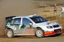 WRC - FIA hilft Mitsubishi und Skoda