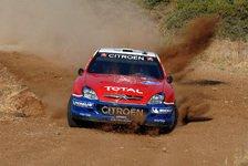 WRC - Griechenland Tag 1: Loeb in Bestform