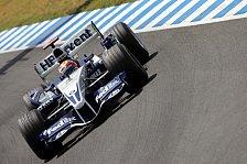 Formel 1 - Pizzonia vertraut auf Cosworth