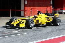 Formel 1 - Bilder: Barcelona-Testfahrten ab dem 23.06.2005